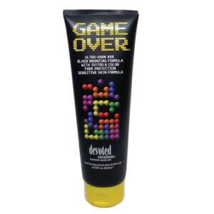 GAME OVER Ultra-Dark Black Bronzer