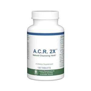 ACR 2 X CLEANSING HERB