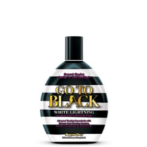 Go To Black White Lightning