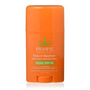 Yuzu & Starfruit Daily Herbal Hydration Stick SPF 30