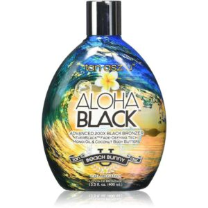 ALOHA BLACK Advanced 200X Black Bronzer