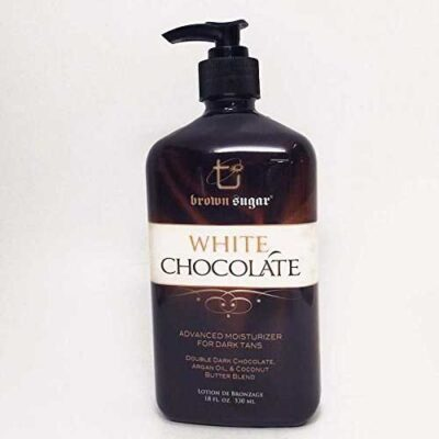 WHITE CHOCOLATE Moisturizer for Tanners
