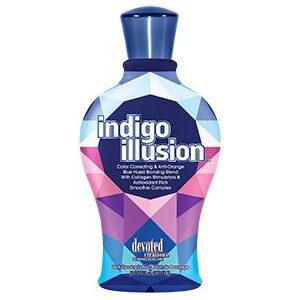 DC Indigo Illusion