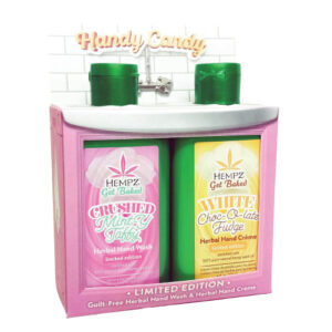 Handy Candy Herbal Hand Wash & Hand Creme