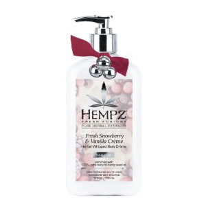 Hempz Fresh Snowberry & Vanilla Creme