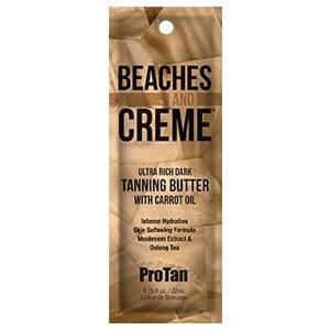 Pro Tan Beaches & Creme pkt