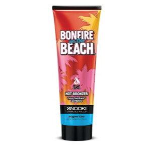 Snooki Bonfire On The Beach