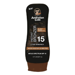 SPF-15-SUNSCREEN-LOTION-WITH-INSTANT-BRONZER---Australian-Gold